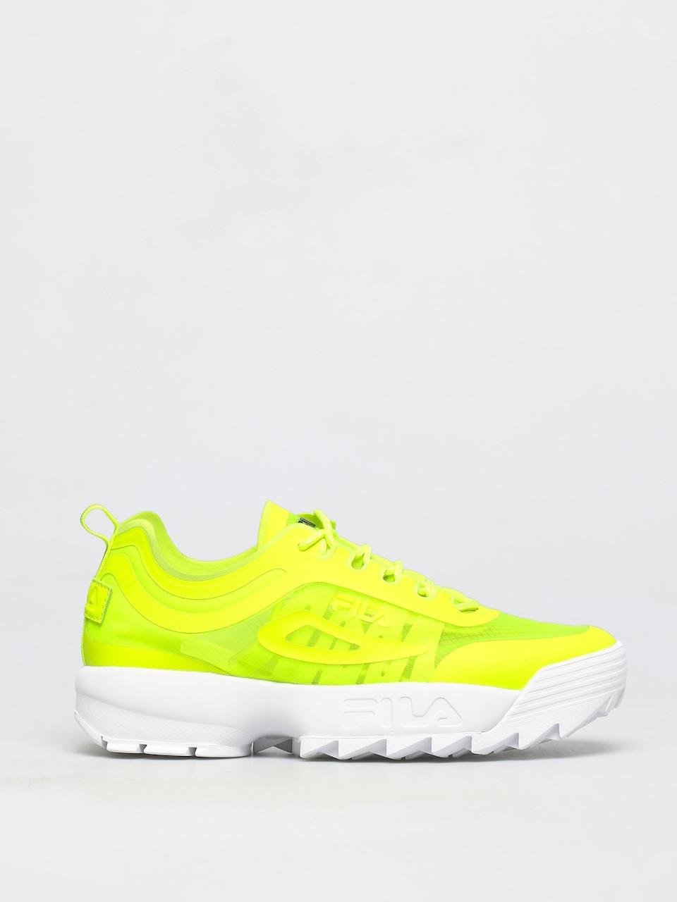 Buty Fila Disruptor Run Wmn (neon lime)