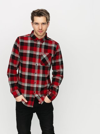 Koszula Volcom Caden Plaid (deep red)