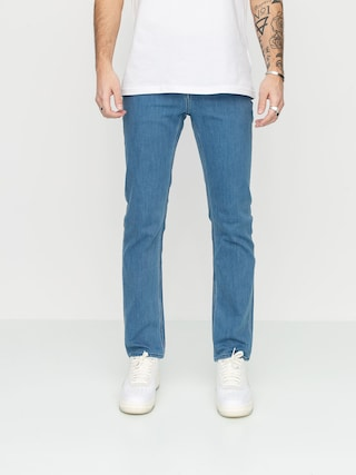 Spodnie Volcom Solver Denim (flat vintage indigo)