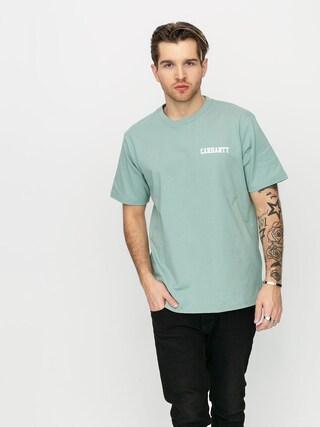 T-shirt Carhartt WIP College Script (zola/white)