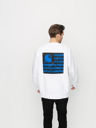 Bluza Carhartt WIP State Chromo (white)