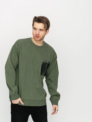 Bluza Carhartt WIP Military Mesh Pocket (dollar green)