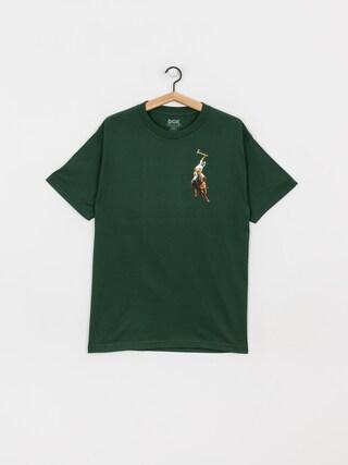T-shirt DGK Hood League (forest)