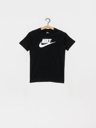 T-shirt Nike Futura Icon JR Td (black/white)