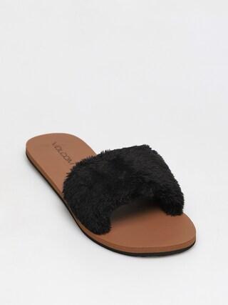 Klapki Volcom For Shear Wmn (black)