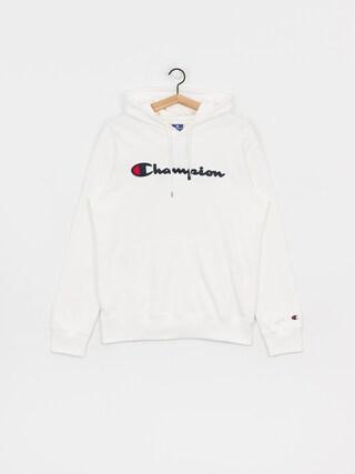 Bluza z kapturem Champion Sweatshirt HD 214183 (wht)