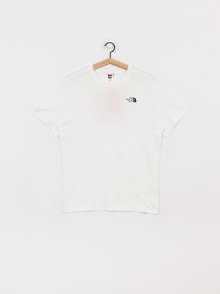 T-shirt The North Face Redbox (white)
