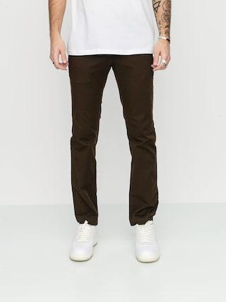 Spodnie Volcom Frickin Modern Stret (dark chocolate)