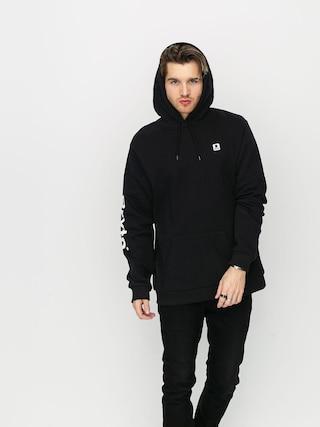 Bluza z kapturem Brixton Stowell VII Intl HD (black)