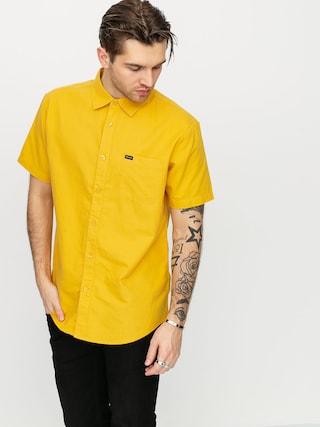 Koszula Brixton Charter Oxford Wvn (sunset yellow)