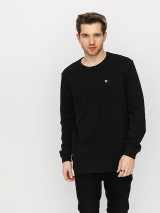 Bluza Brixton B Shield Ft Crew (black)