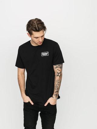 T-shirt Brixton Palmer Prem (black/white)