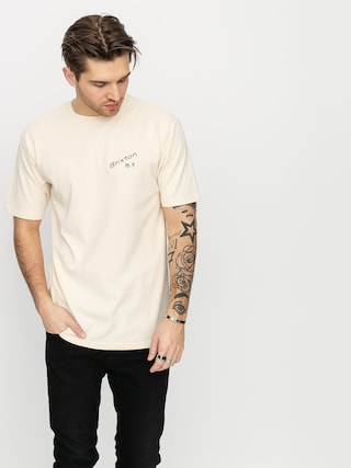 T-shirt Brixton Mamba Stt (dove)