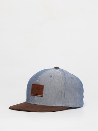 Czapka z daszkiem Element Collective ZD (blue chambray)