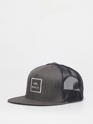 Czapka z daszkiem RVCA Va All The Way ZD (charcoal grey)