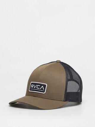 Czapka z daszkiem RVCA Ticket Trucker III ZD (olive)