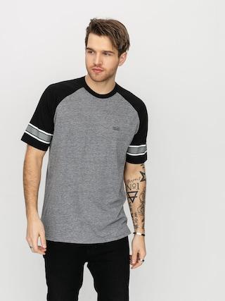 T-shirt Brixton Stith II (heather grey/black)