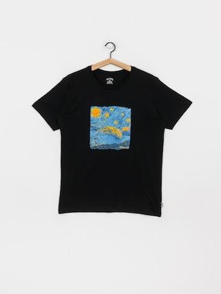 T-shirt Billabong Night Session (black)