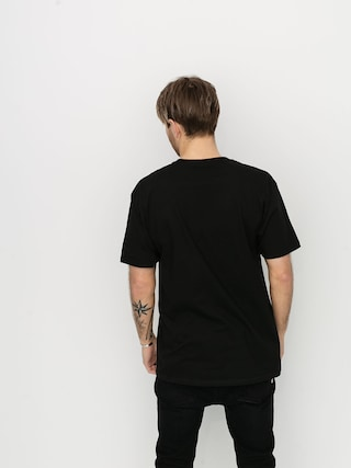 T-shirt Brixton Stowell Stt (black)