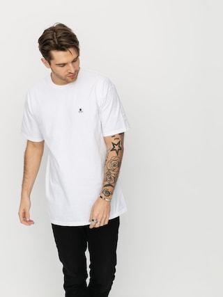 T-shirt Brixton Stowell Stt (white)