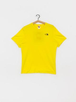 T-shirt The North Face Redbox (lemon)