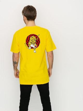 T-shirt Brixton Bandit Stt (yellow)