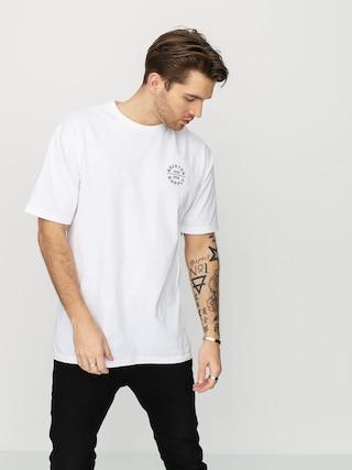 T-shirt Brixton Oath V Stt (white)