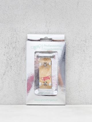 Fingerboard Grand Fingers Pro (natural/silver/white)