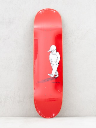 Deck Polar Skate Dane Brady Alone (red)
