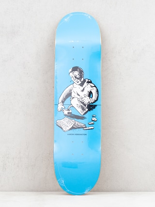 Deck Polar Skate Aaron Herrington Breakfast (blue)