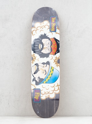 Deck Flip Penny Toms Friends Stained (black)