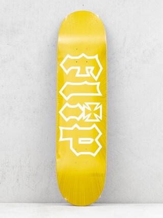 Deck Flip HKD Burst (yellow)