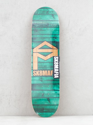 Deck Sk8Mafia House Logo Wood (multi)