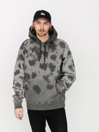 Bluza z kapturem Stussy Crystal Wash HD (black)