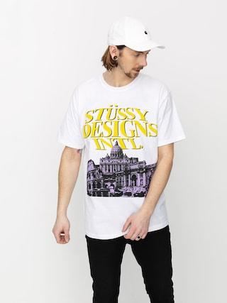 T-shirt Stussy Rome (white)