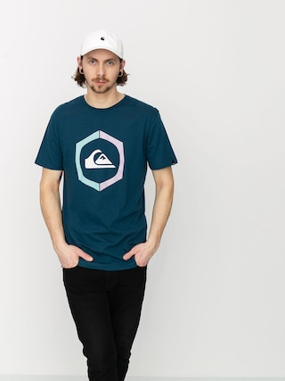 T-shirt Quiksilver Sure Thing (majolica blue)
