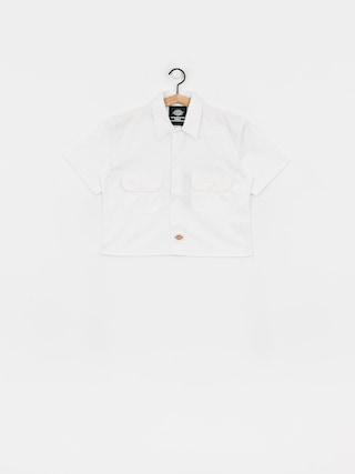 Koszula Dickies Silver Grove Wmn (white)