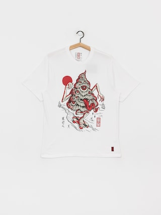 T-shirt Element Tree Ghost (optic white)