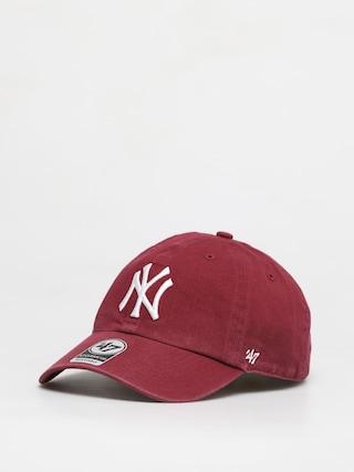 Czapka z daszkiem 47 Brand New York Yankees ZD (cardinal)