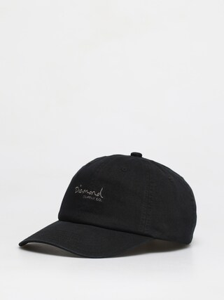 Czapka z daszkiem Diamond Supply Co. Og Script Sports (black)