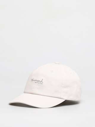 Czapka z daszkiem Diamond Supply Co. Og Script Sports (grey)