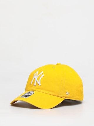 Czapka z daszkiem 47 Brand New York Yankees ZD (yellow)