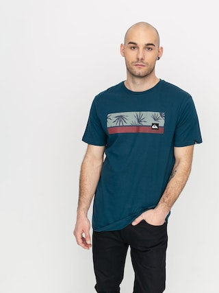 T-shirt Quiksilver Jam It (majolica blue)