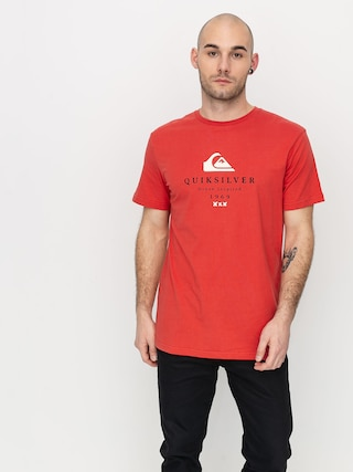 T-shirt Quiksilver First Fire (baked apple)