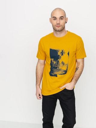 T-shirt Quiksilver Dreamer Lounge (honey)