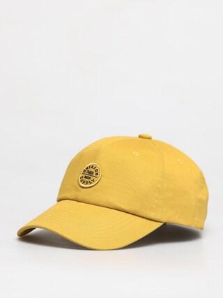 Czapka z daszkiem Brixton Oath Lp ZD (sunset yellow)