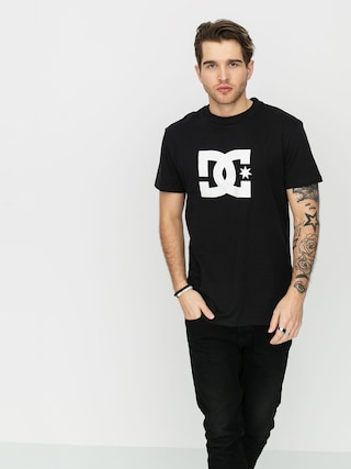 T-shirt DC Star 3 (black/snow white)