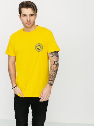 T-shirt DC Circle Star Fb 3 (dandelion/black)