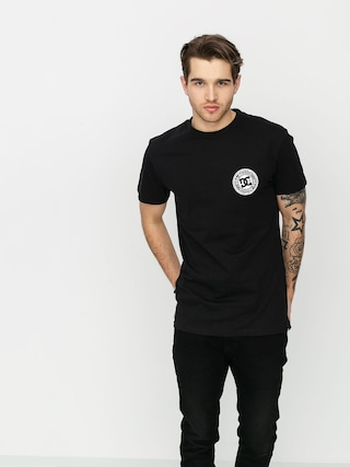 T-shirt DC Circle Star Fb 3 (black/snow white)