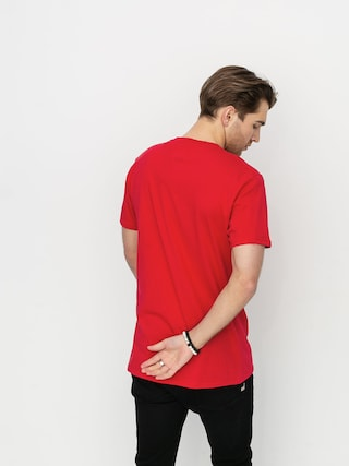 T-shirt DC Square Star 2 (racing red)